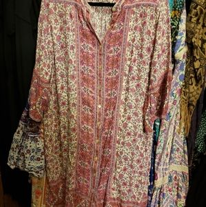 Spell and the Gypsy Jasmine tunic L